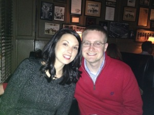 Valentine's Day Dinner at Jack Fry's in Louisville, KY