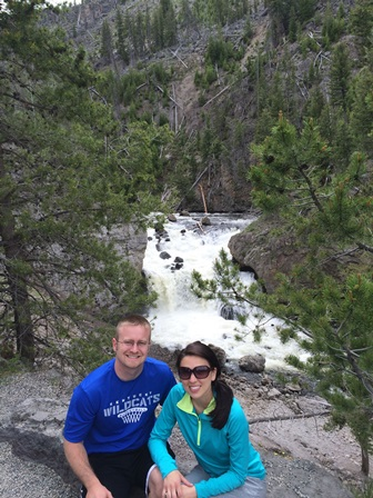 Firehole Canyon Falls
